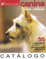 Portada de Catálogo de la Nacional de Arcos de Valdevez