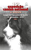 Portada del Catálogo de la 15ª Exposición Nacional Canina de Aveiro