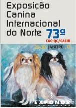 Portada de Catálogo de las Exposiciones Internacionales do Norte 2011