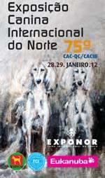Portada de Catálogo de las Exposiciones Internacionales do Norte 2012