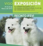 Imagen de portada de catálogo de las exposiciones de Vigo 2012