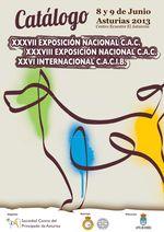 Portada del Catálogo Digital de las Exposiciones de Asturias 2013