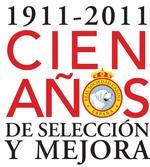 Logo de la Exposición Especial Centenario de la R.S.C.E.