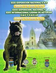 Catálogo de la Exposición Nacional e Internacional de Oviedo 2010