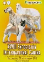 Portada de Catálogo de la Exposición Internacional de Valladolid 2011