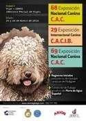 Cartel de las Exposiciones de Vigo 2014